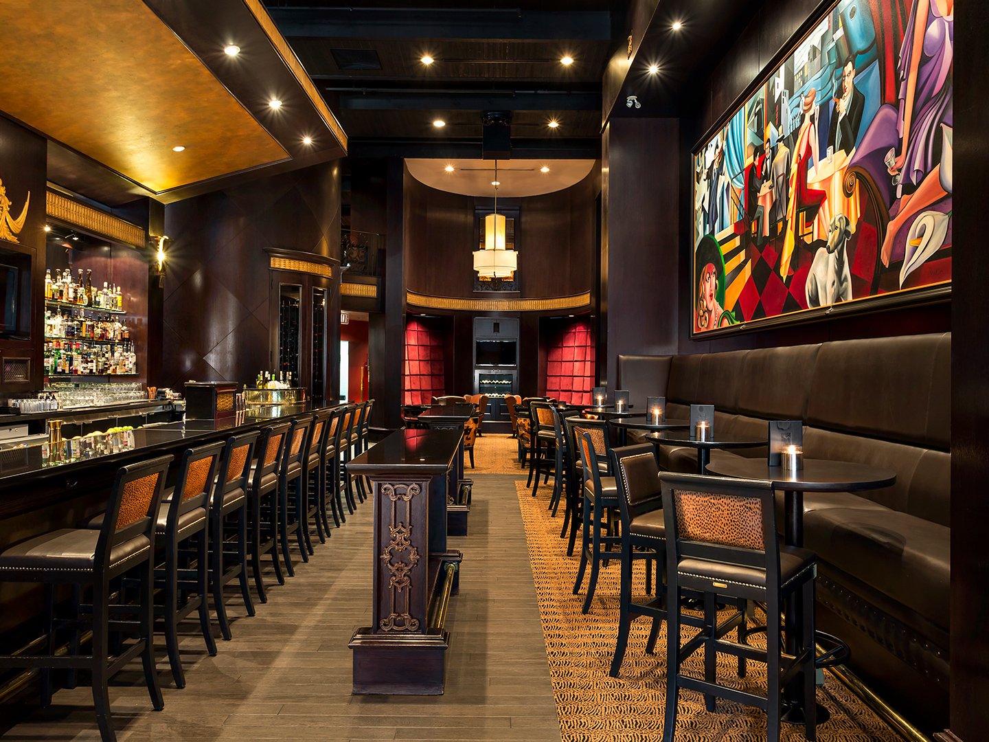 Gotham Steakhouse Bar Welcome To Gotham Steakhouse Prime Grade Beef Fresh Fish Seafood Top Shelf Cocktails And Award Winning Wines Are At The Centre Of Every Gotham Experience